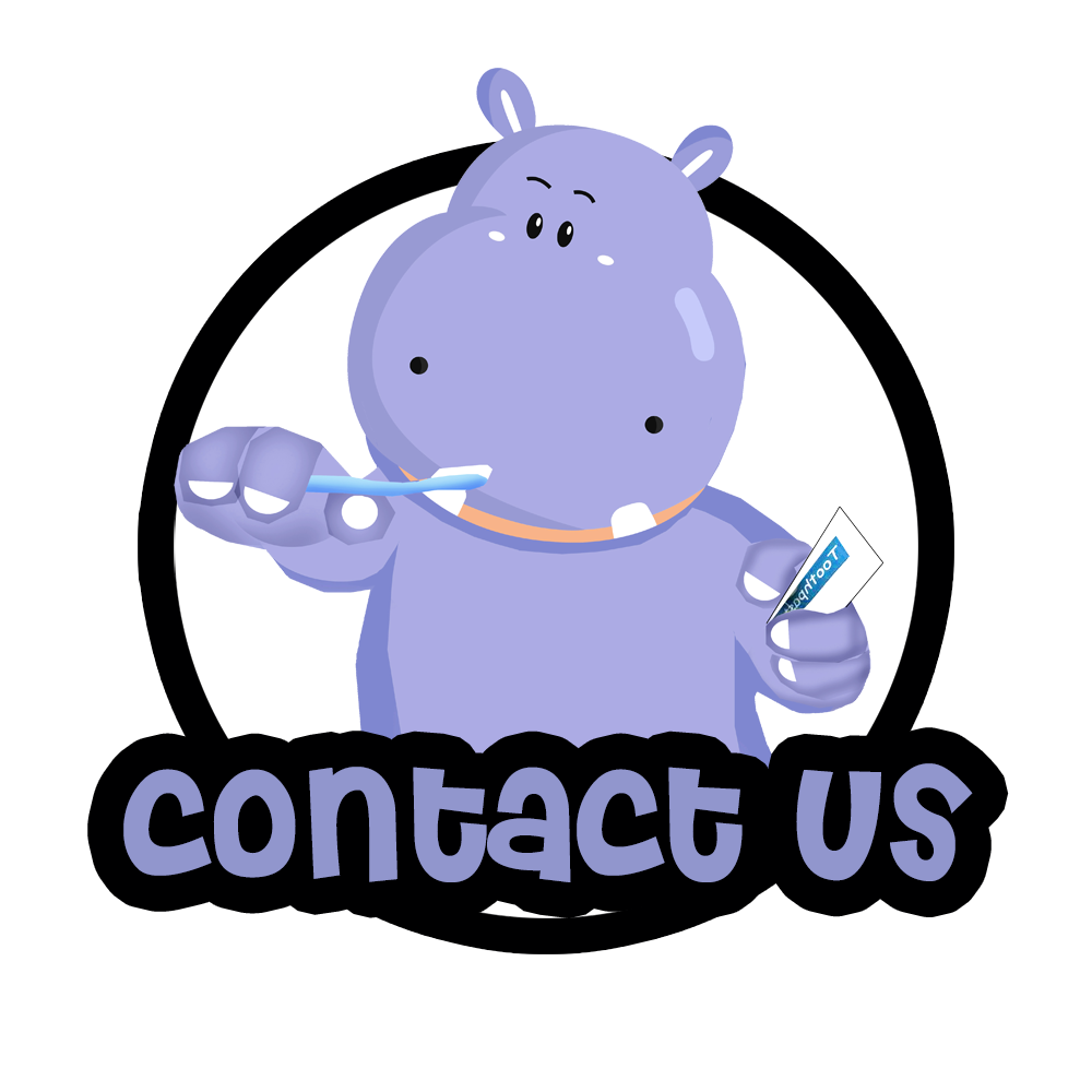 Contact us — Children's dental services available from Mondays to Saturdays